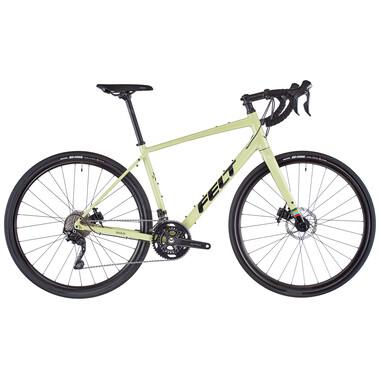 Vélo de Gravel FELT BROAM 40 Shimano GRX 400 30/46 Vert 2020